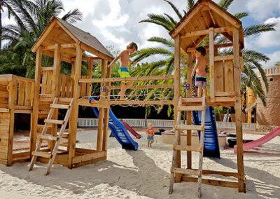 BlueBay speeltuin Curacao