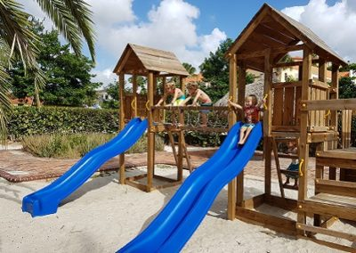 Curacao BlueBay speeltuin