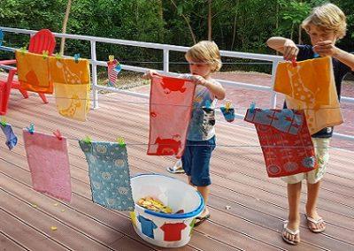 Kindermuseum Curacao waslijn