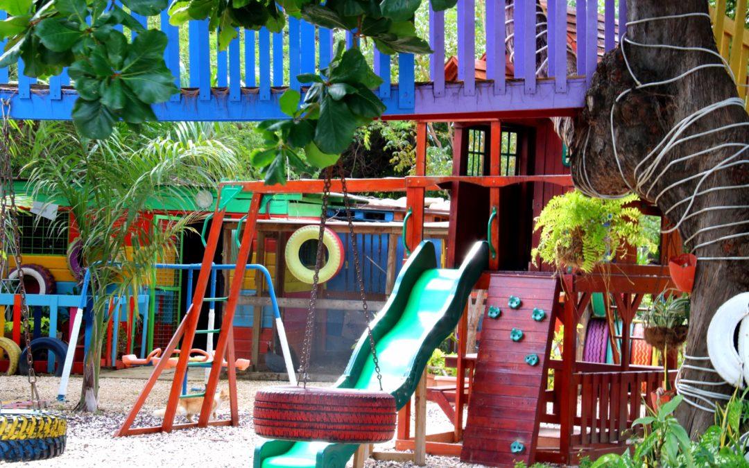 Dit zijn de leukste speeltuinen op Curacao